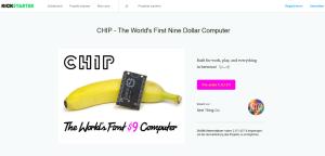 C.H.I.P. Kickstarter