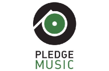 Pledgemusic logo